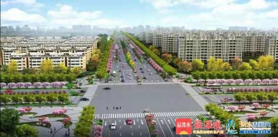 """南京溧水城市道路建设提速提质 打通""""断头路"""""""