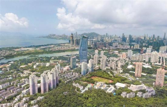 深圳经济特区建立39周年:从先行先试到先行示范,深圳再出发