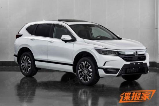 广汽本田申报新车型将公布中文命名