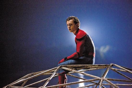 """""""小蜘蛛""""不能跟漫威小伙伴一起打怪了"""