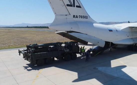 土耳其国防部证实S400第二阶段供货已经启动
