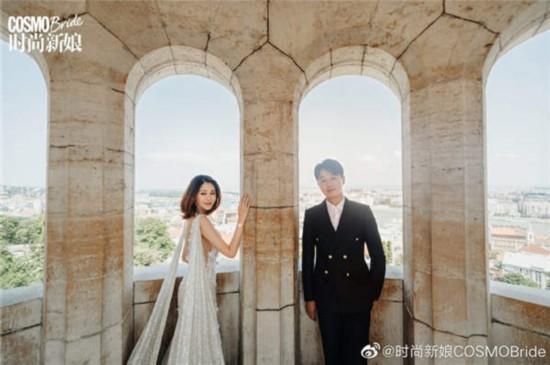 佟大�殛P��再拍婚�照 像王子�c公主一般