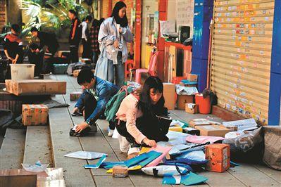 广州:快递业源头减量首抓包装
