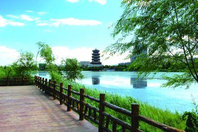 2019年北京市优美河湖评定启动可通过微信公众号投票
