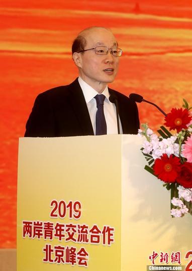 刘结一:广大台胞必将在两岸融合发展中走向光明未来
