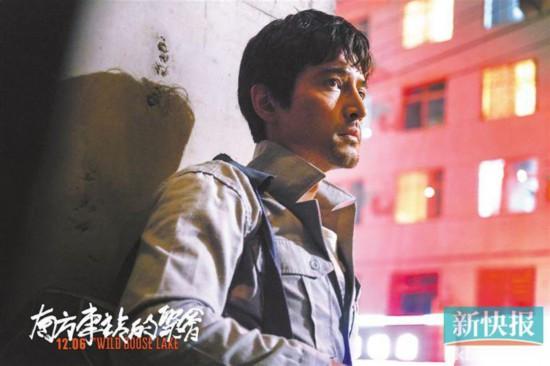 《南方车站的聚会》华语犯罪类型片的全新尝试