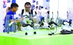 2019上海國際新能源汽車產業博覽會開幕 500多家國內外廠商參展
