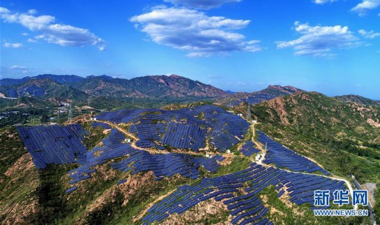 (经济)(1)河北光伏发电装机容量突破1310万千瓦