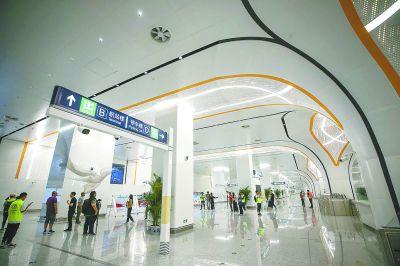 大兴国际机场将于9月正式通航