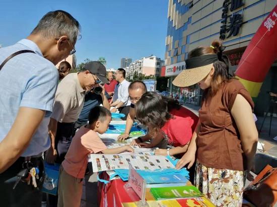 宁夏举办第16个全国测绘法宣传活动