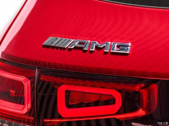 梅赛德斯-AMG 奔驰GLB AMG 2019款 AMG GLB 35
