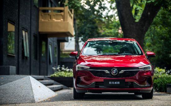 中级运动轿车全新别克威朗将于9月3日上市