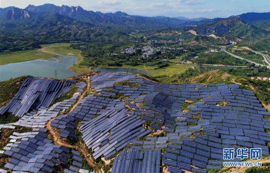 (经济)(2)河北光伏发电装机容量突破1310万千瓦