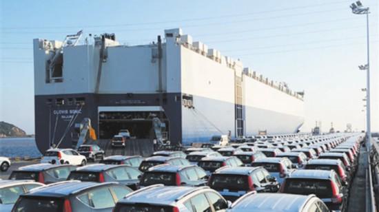 上半年汽车出口同比下降 车企走出去遭遇更高准入壁垒