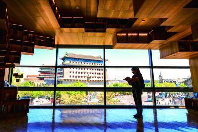 单霁翔:保护好、利用好、传承好北京中轴线文化遗产