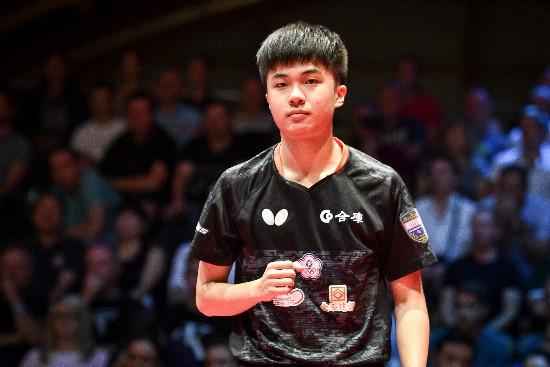中国台北乒乓亚锦赛名单出炉林昀儒身兼四项
