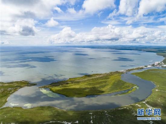 (美丽中国)(7)祖国北疆蓝宝石:呼伦湖