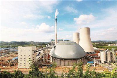 回顧鹿寨縣工業發展的歷史性成就