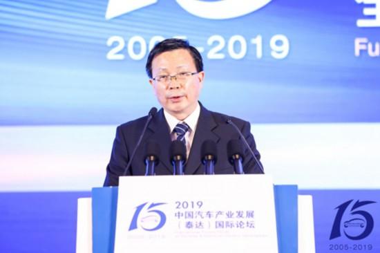 中国汽车产业出口面临重要战略机遇期