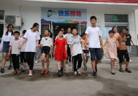 宿迁沭阳:文明实践志愿服务 精准对接群众需求
