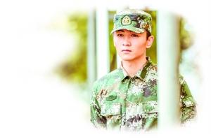 陈晓圆梦出演《陆战之王》