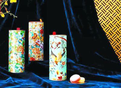 故宫颐和园国博纷纷出新月饼 舌尖上的中秋品味文化创意