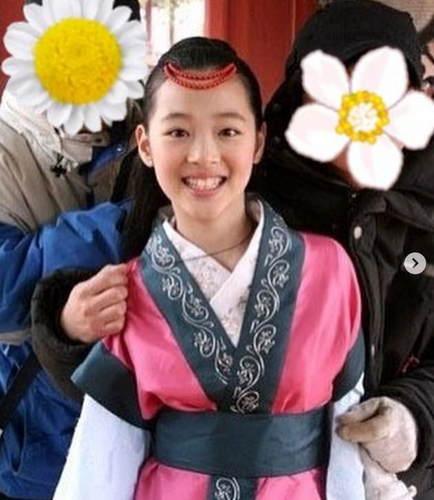盘点韩国女星的罕见童年照 从小美到大