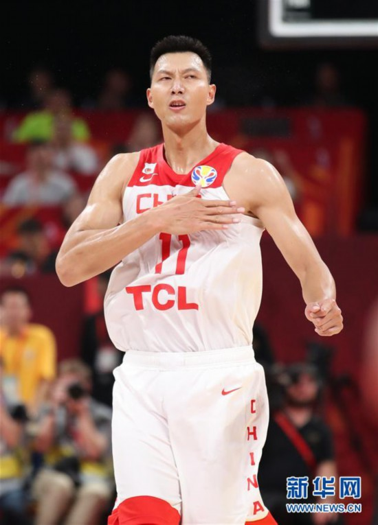 (篮球世界杯)(16)篮球――小组赛:中国队不敌波兰队