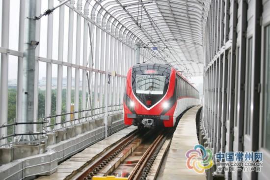 常州地铁1号线开通在即 城市迎来发展新变化