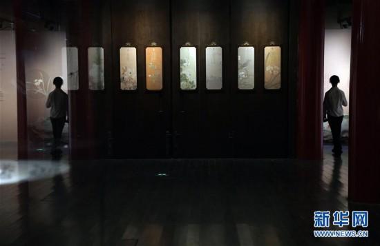 (文化)(4)故宫举办中国古代花木题材文物特展