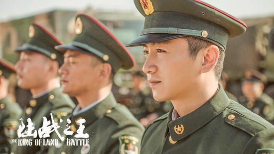 《陆战之王》陈晓王雷热血升级