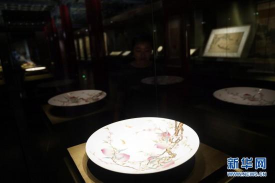 (文化)(3)故宫举办中国古代花木题材文物特展