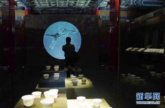 (文化)(8)故宫举办中国古代花木题材文物特展