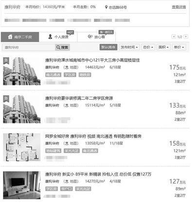 价格倒挂! 一二手房差价在5000元/㎡左右南京溧水楼盘再现万人排队买房