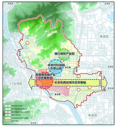 京西获批国家级产业转型升级示范区 首钢主厂北区3年改造完