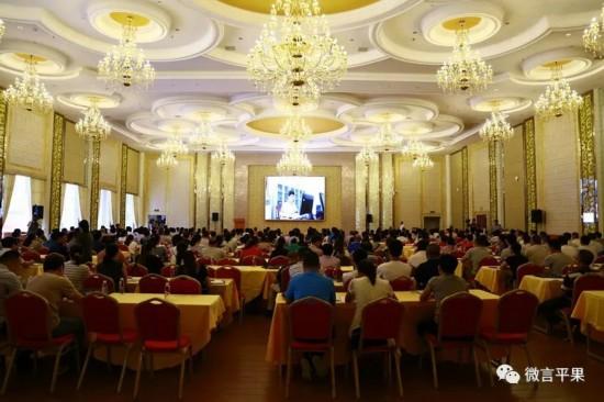 自治区基层人口家庭服务管理现场会在平果县召开