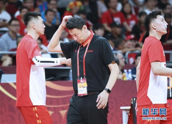 (篮球世界杯)(54)篮球――小组赛:中国队负于委内瑞拉队