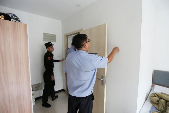 <b>通州马驹桥开展专项行动 进村整治群租房</b>