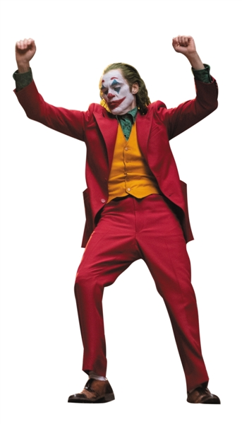 《小丑》打破影坛诅咒,在于用命演戏的他