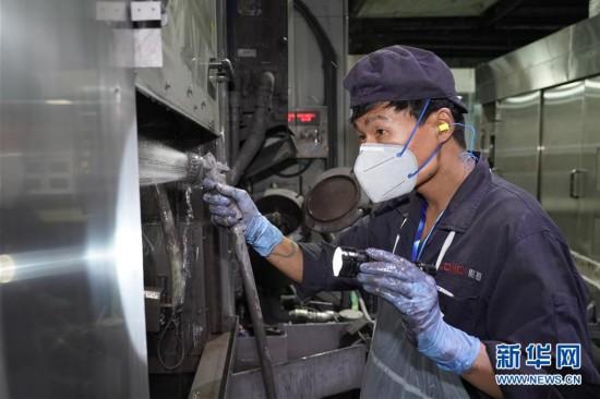 (科技)(3)西安:职业技能竞赛引入硬科技项目