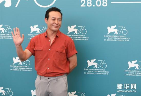(国际)(7)电影《兰心大剧院》主创亮相威尼斯电影节