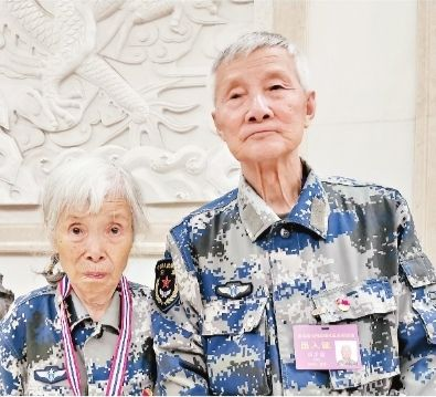 86岁老人马旭:坚守初心使命 无私奉献社会
