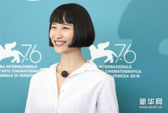(国际)(8)电影《兰心大剧院》主创亮相威尼斯电影节