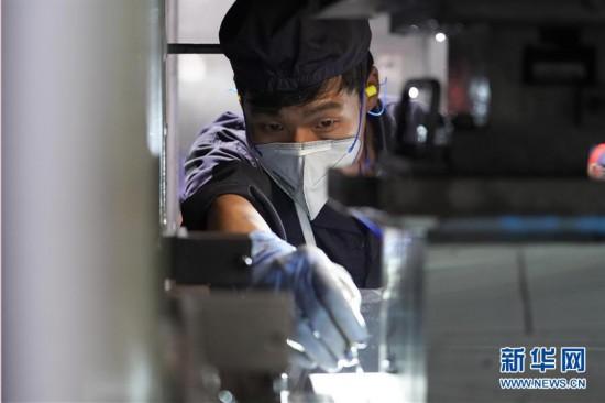(科技)(5)西安:职业技能竞赛引入硬科技项目