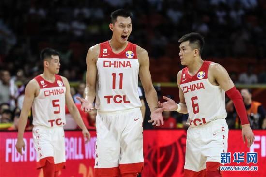 (篮球世界杯)(6)篮球――小组赛第二阶段:中国队胜韩国队
