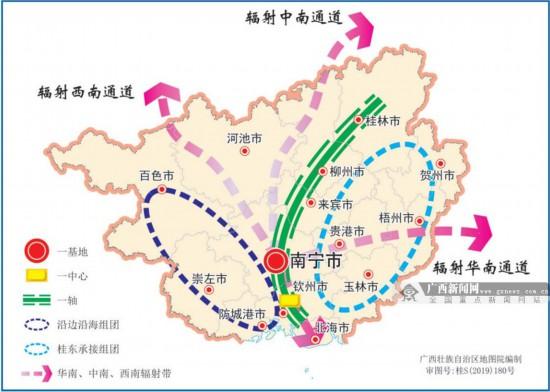 中国-东盟信息港扬帆起航:建设数字门户 共筑数字丝路