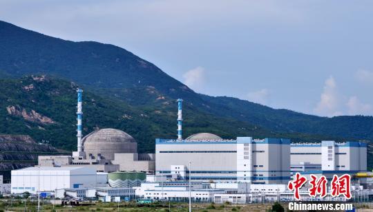 广东台山核电2号机组完成示范运行具备商运条件