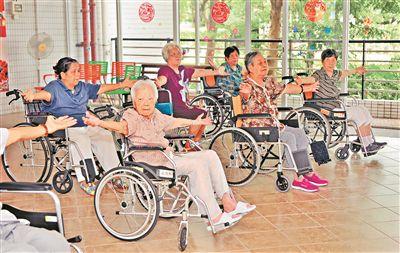 广州市老年医院规划床位1000张 解决老年人就医问题