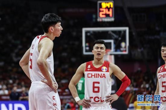 (篮球世界杯)(22)篮球――小组赛第二阶段:中国队负于尼日利亚队
