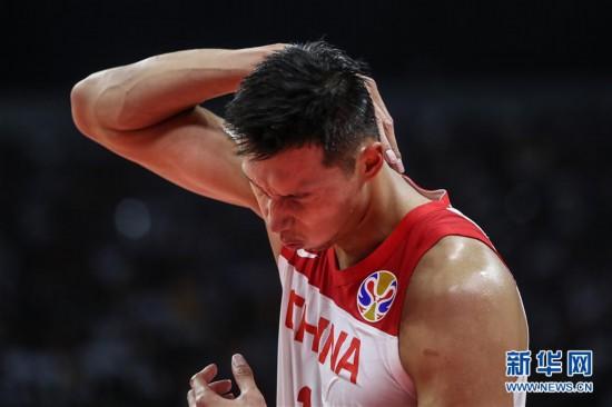(篮球世界杯)(70)篮球――小组赛第二阶段:中国队负于尼日利亚队